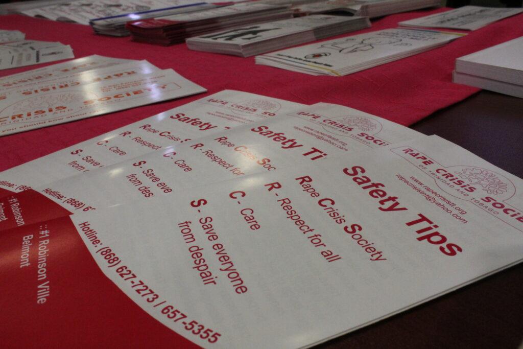 Rape Crisis Society of Trinidad and Tobago Banner Image